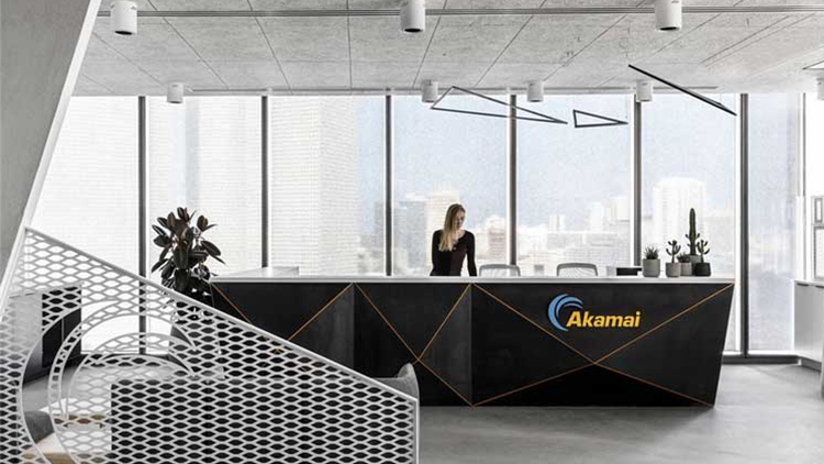 以色列Akamai办公空间设计