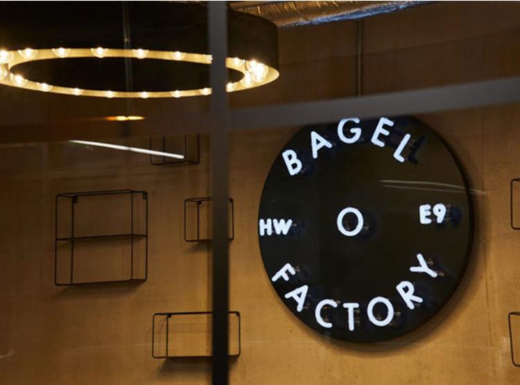 英国Bagel Factory