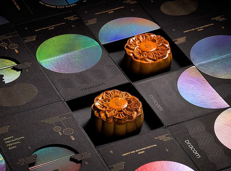 Bracom Agency月饼礼盒包装设计